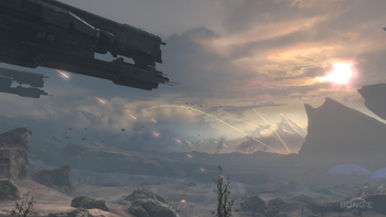 Battle At Szurdok Ridge Halopedia The Halo Encyclopedia