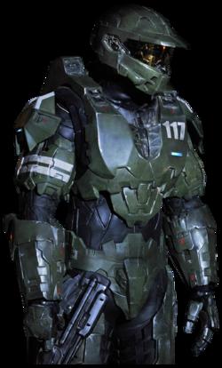 John 117 Character Halopedia The Halo Wiki