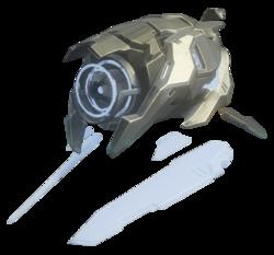 Z-2500 autosentry - Halopedia, the Halo encyclopedia