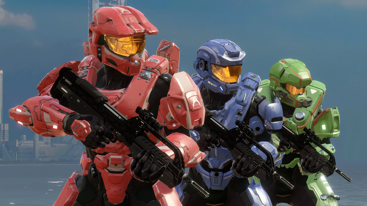 Armor Permutations Halo 2 Anniversary Halopedia The