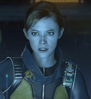 Ellen Anders Halopedia The Halo Encyclopedia