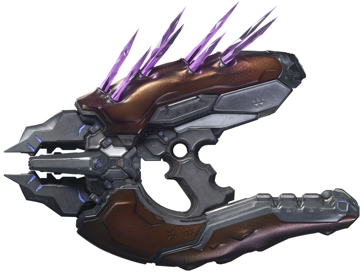 Type-56 needler - Halopedia, the Halo encyclopedia