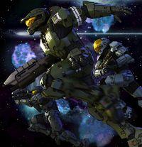 Blue Team Halopedia The Halo Encyclopedia