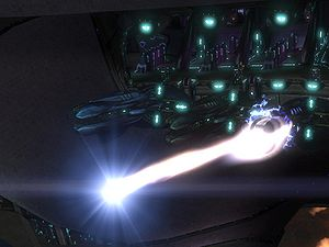 Plasma cannon (starship) - Halopedia, the Halo encyclopedia
