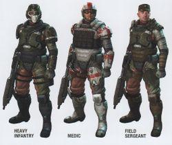 UNSC Marine Corps Battle Dress Uniform - Halopedia, the ...