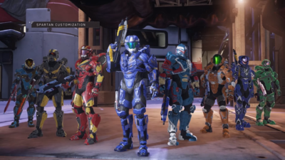 Armor Permutations Halo 5 Guardians Halopedia The Halo